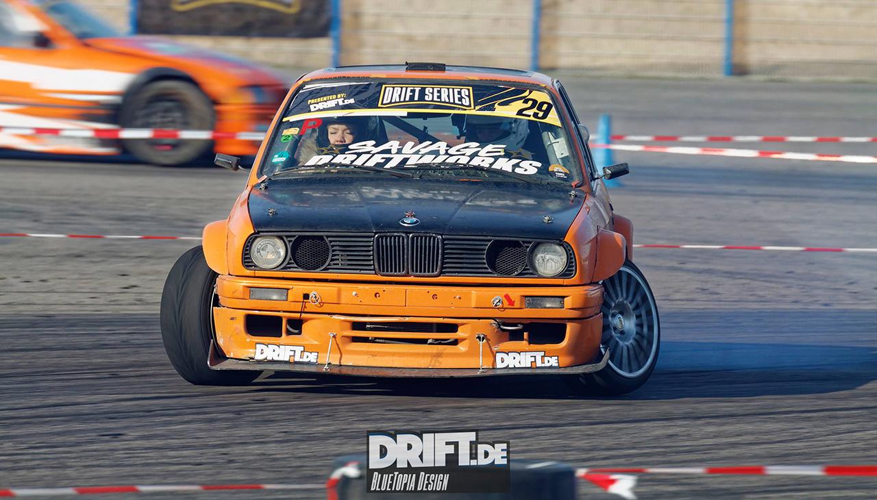 Drift Series   Saison 2019   Fahrer und Teams   BMW E30 S50B30