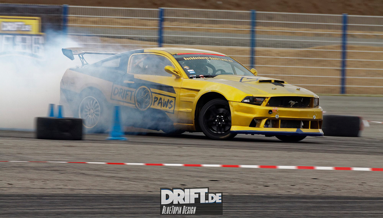 Drift Series   Saison 2019   Fahrer und Teams   Ford Mustang V