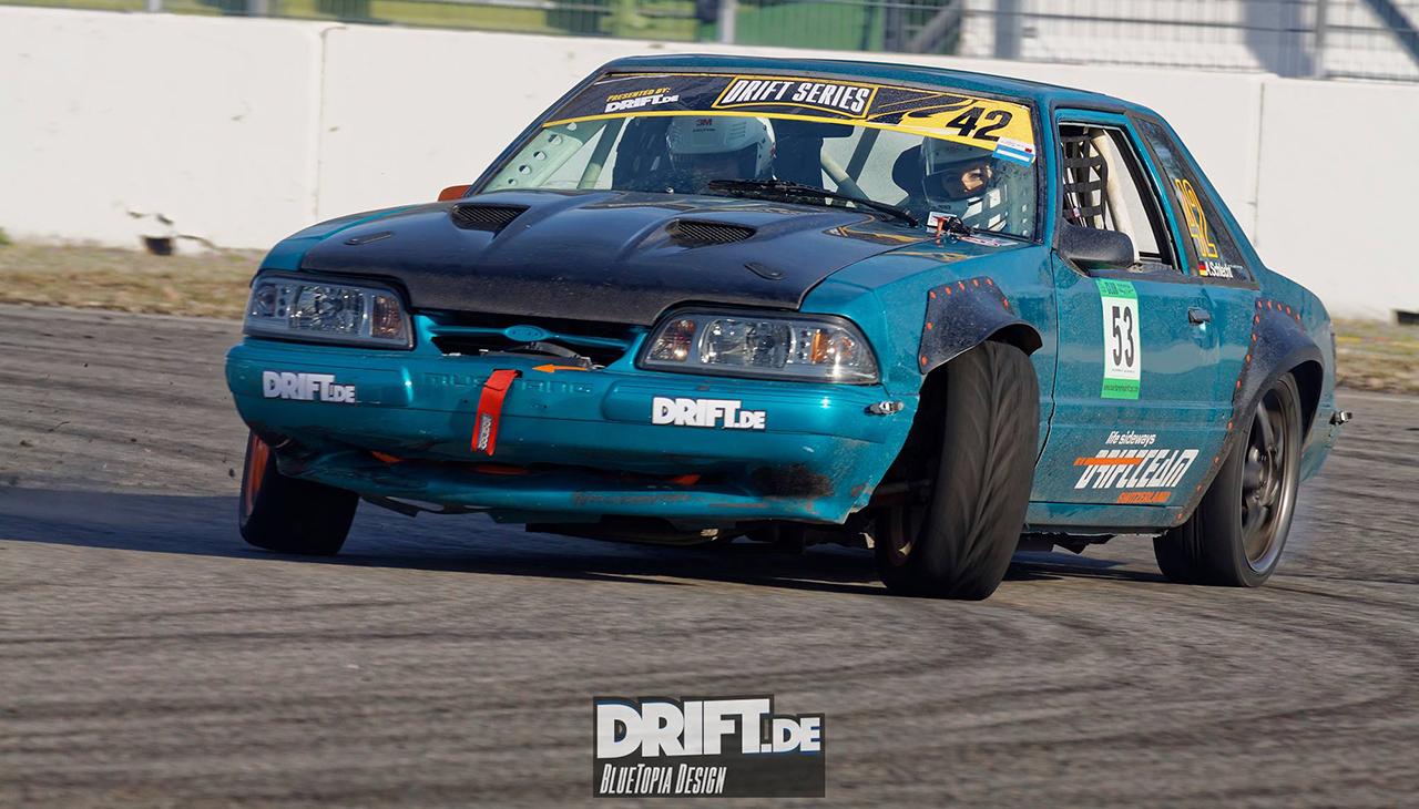Drift Series   Saison 2019   Fahrer und Teams   Ford Mustang III