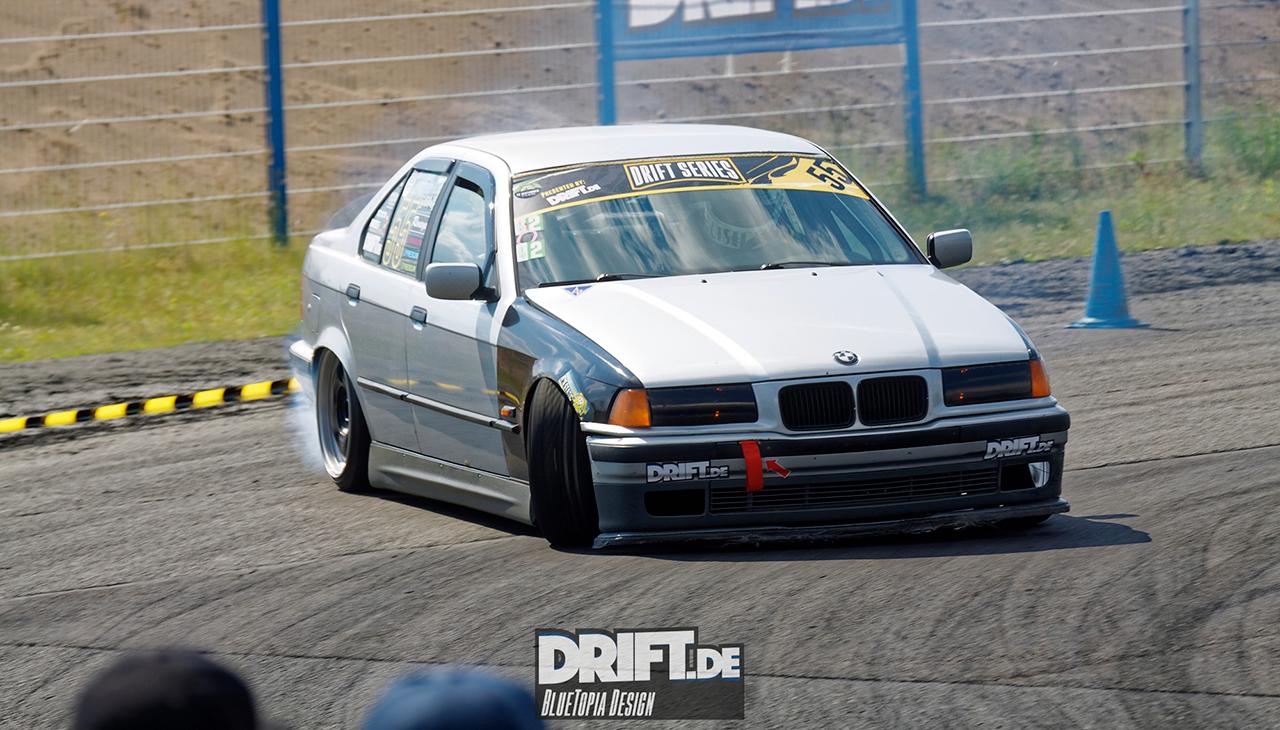 Drift Series   Saison 2019   Fahrer und Teams   BMW E36 323i