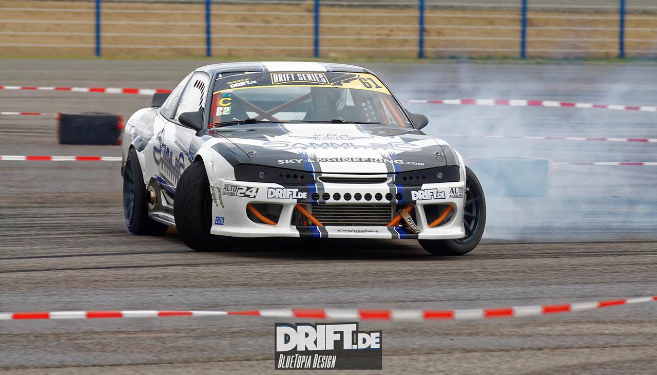 Drift Series   Saison 2019   Fahrer und Teams   Nissan S13
