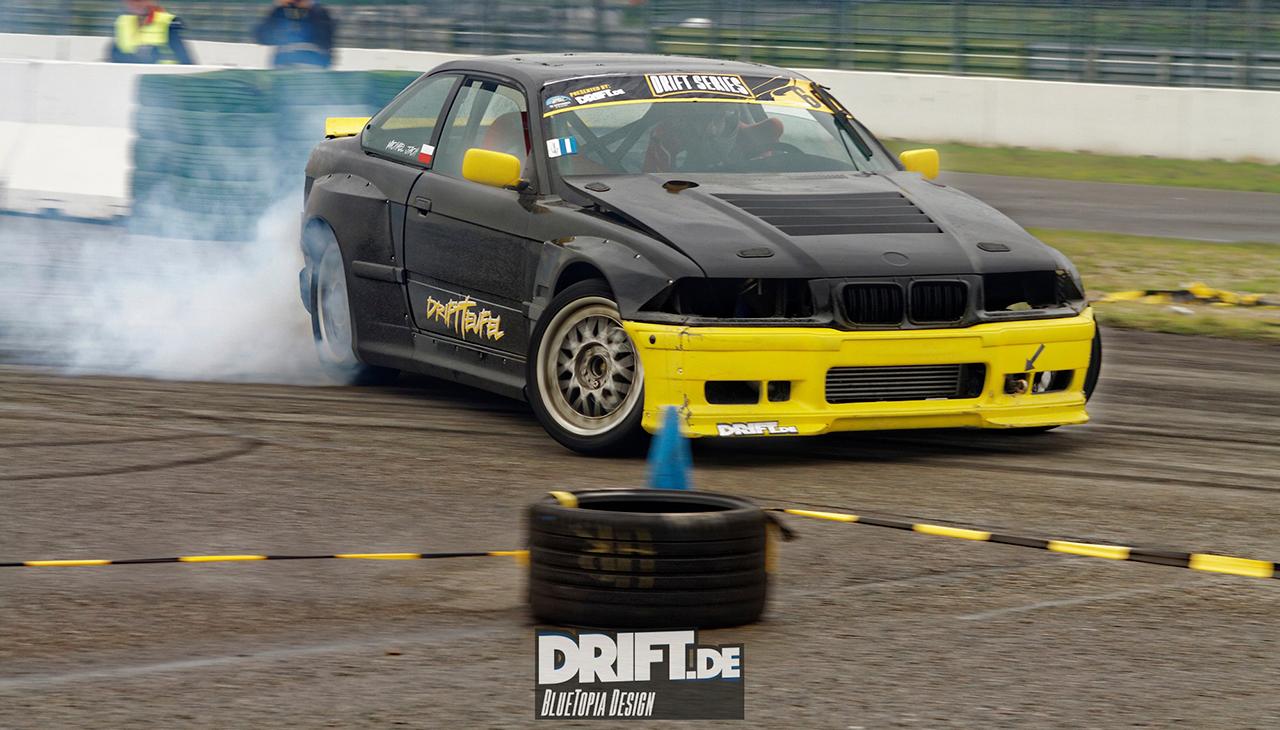 Drift Series   Saison 2019   Fahrer und Teams   BMW E36 ???