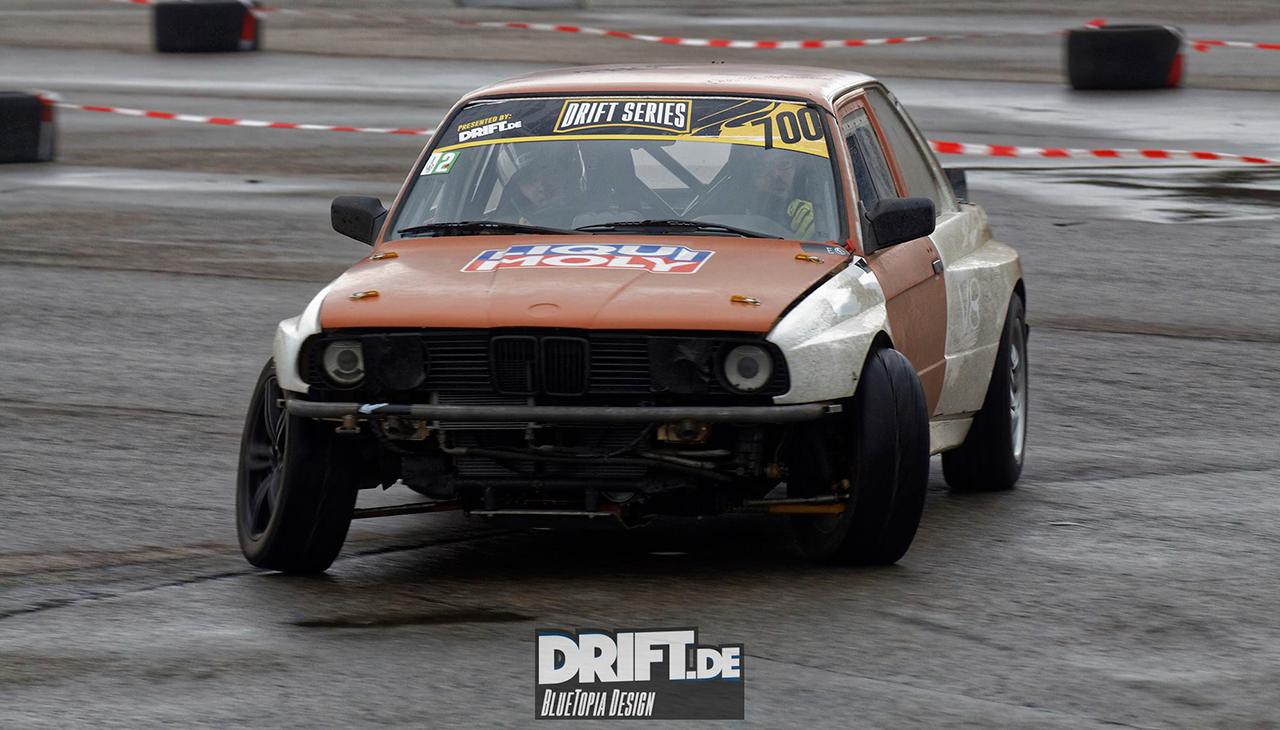 Drift Series   Saison 2019   Fahrer und Teams   BMW E30 350i S62