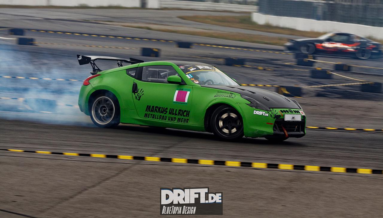 Drift Series   Saison 2019   Fahrer und Teams   Nissan Z34 370Z