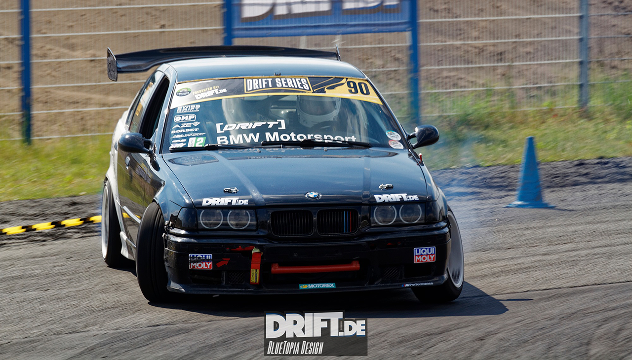 Drift Series   Saison 2019   Fahrer und Teams   BMW E36 328i