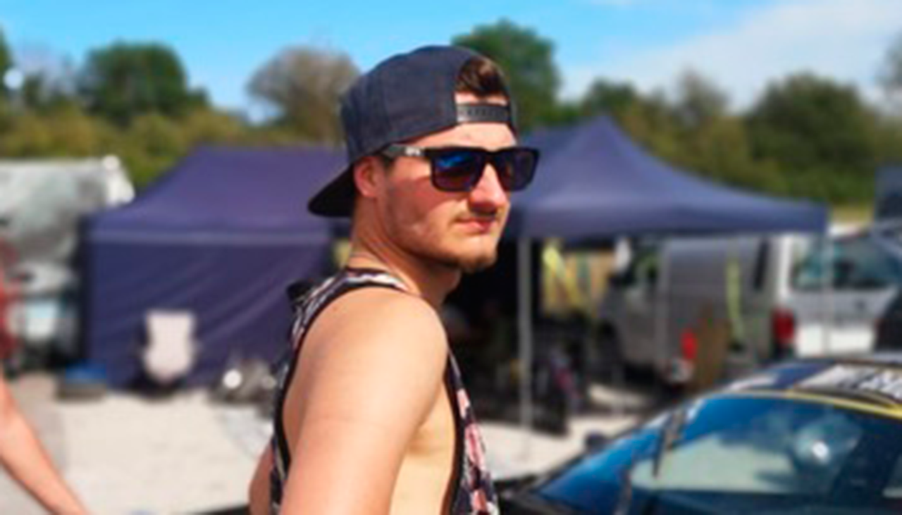 Drift Series   Saison 2019   Fahrer und Teams   Janick Sieber