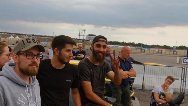 Drift Series   Saison 2019   Fahrer und Teams   Patrick Wöllper
