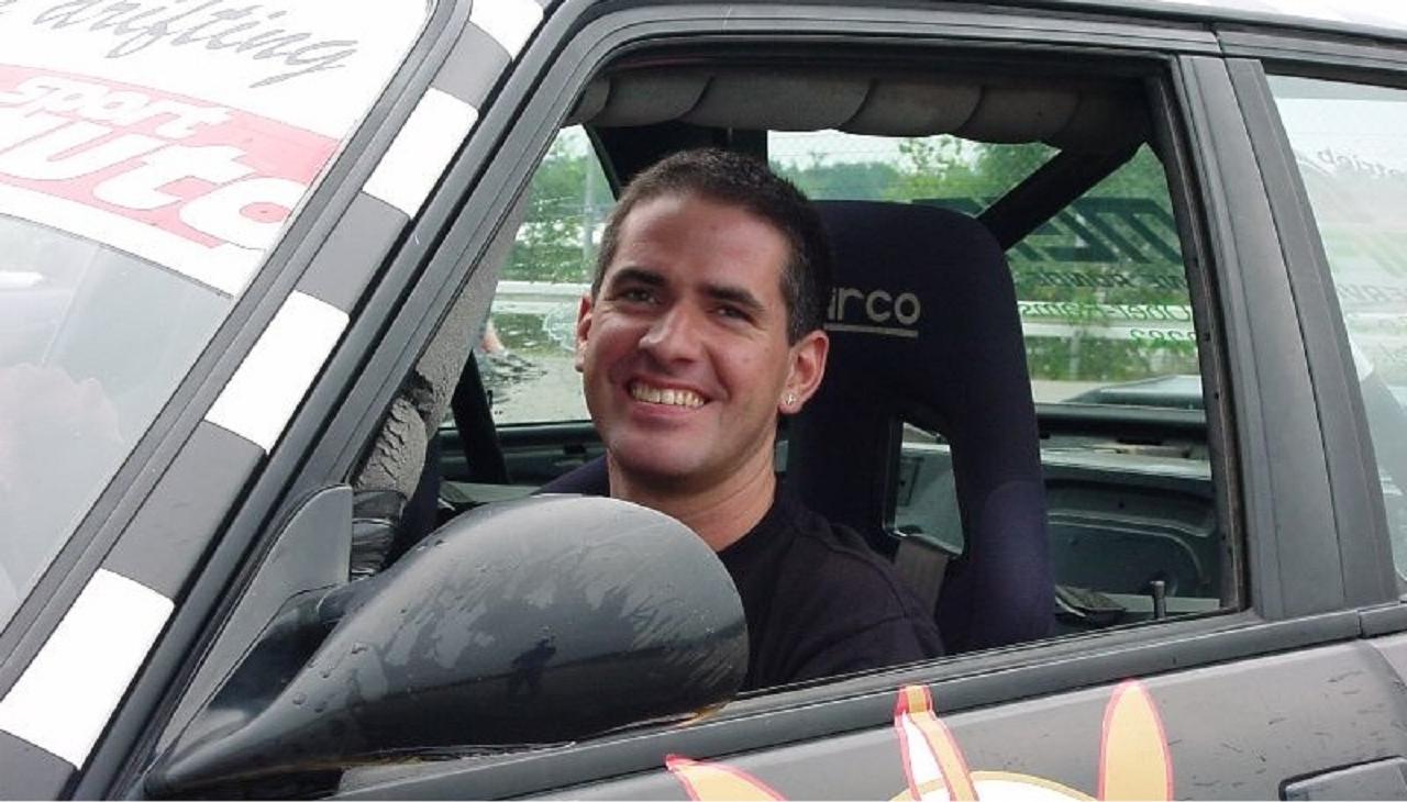 Drift Series   Saison 2019   Fahrer und Teams   Dimitri Lust