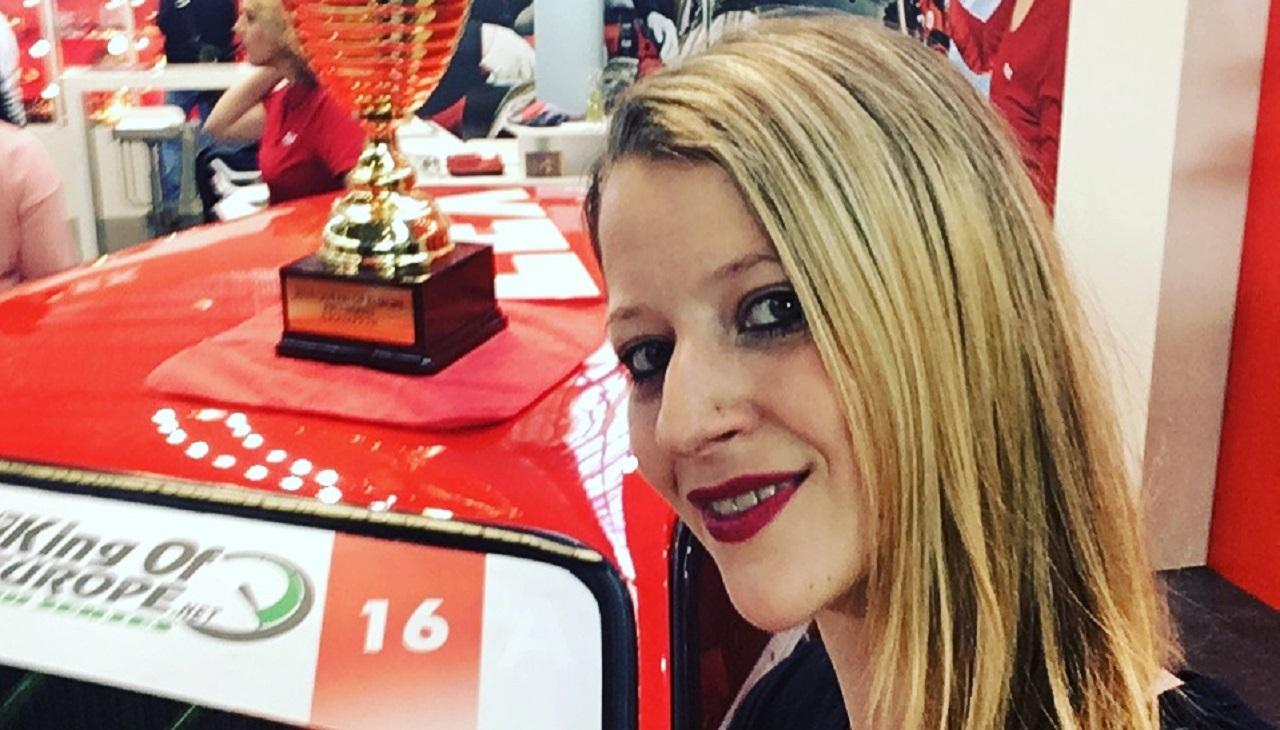 Drift Series   Saison 2019   Fahrer und Teams   Denise Ritzmann