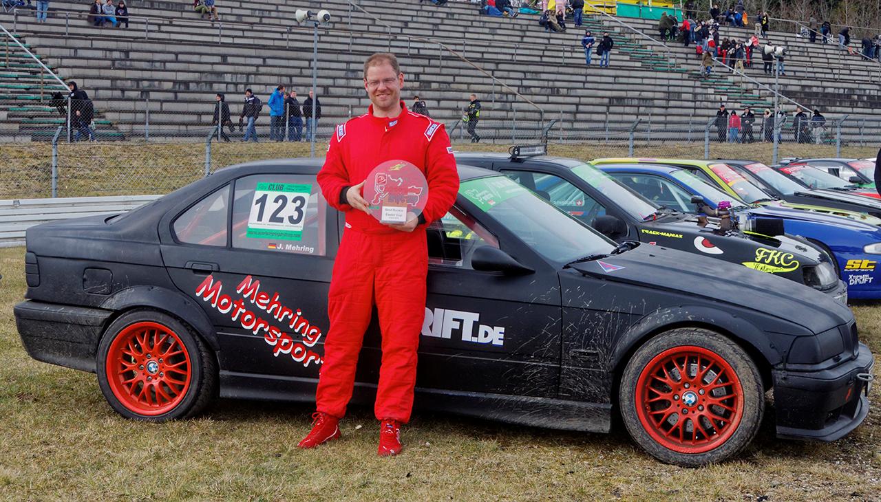 Drift Series   Saison 2019   Fahrer und Teams   Jan Mehring