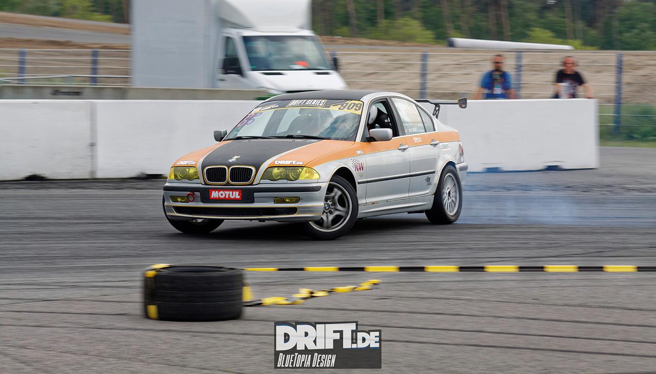 Drift Series   Saison 2019   Fahrer und Teams   BMW E46 328i
