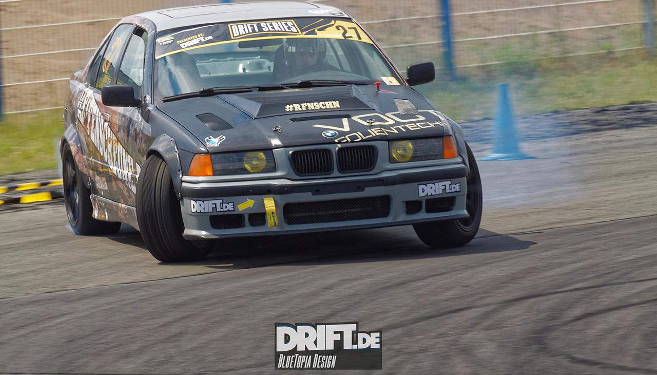 Drift Series   Saison 2019   Fahrer und Teams   BMW E36 V8