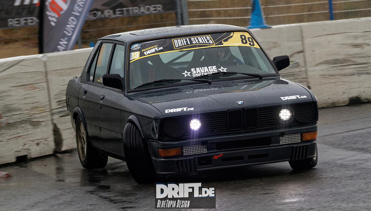 Drift Series   Saison 2019   Fahrer und Teams   BMW E28 535i
