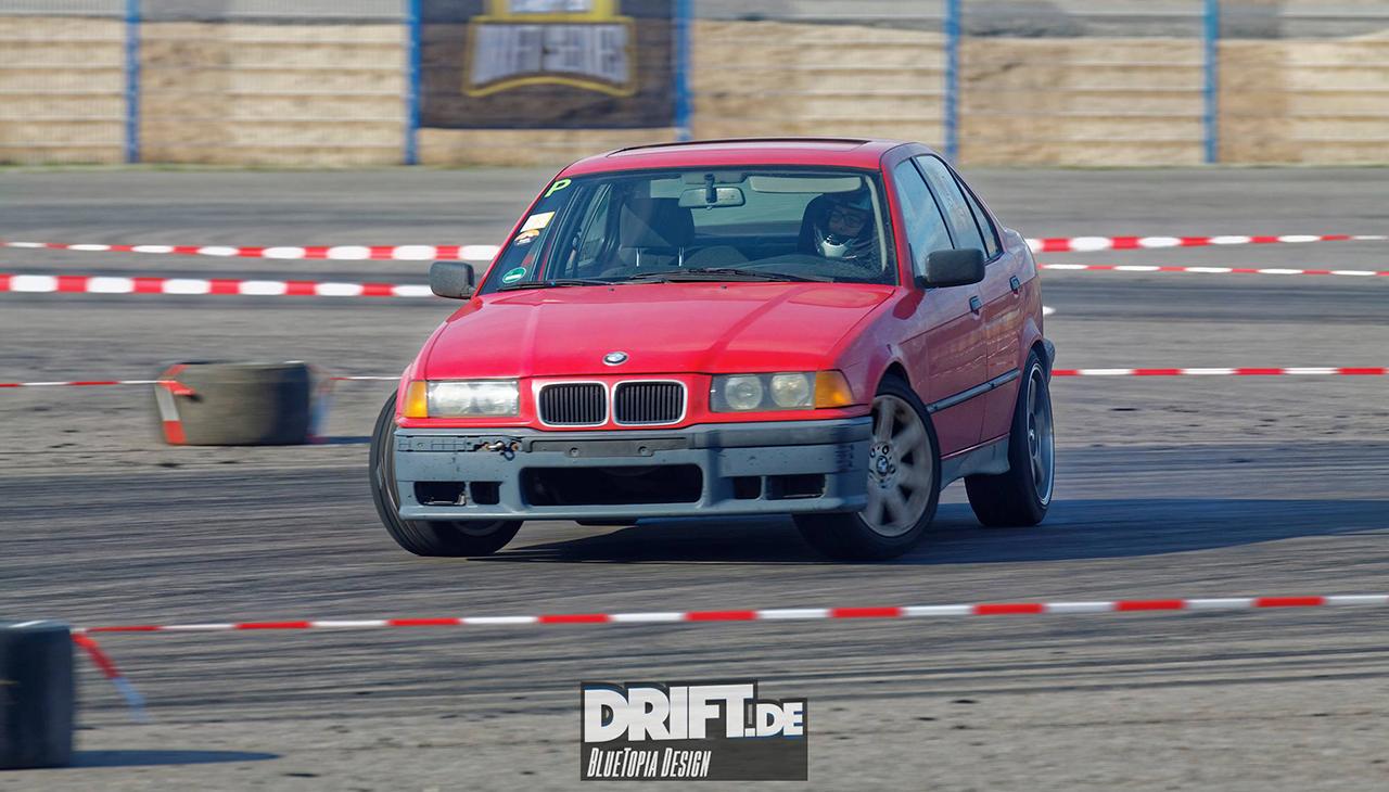 Drift Series   Saison 2019   Fahrer und Teams   BMW E36 325ti