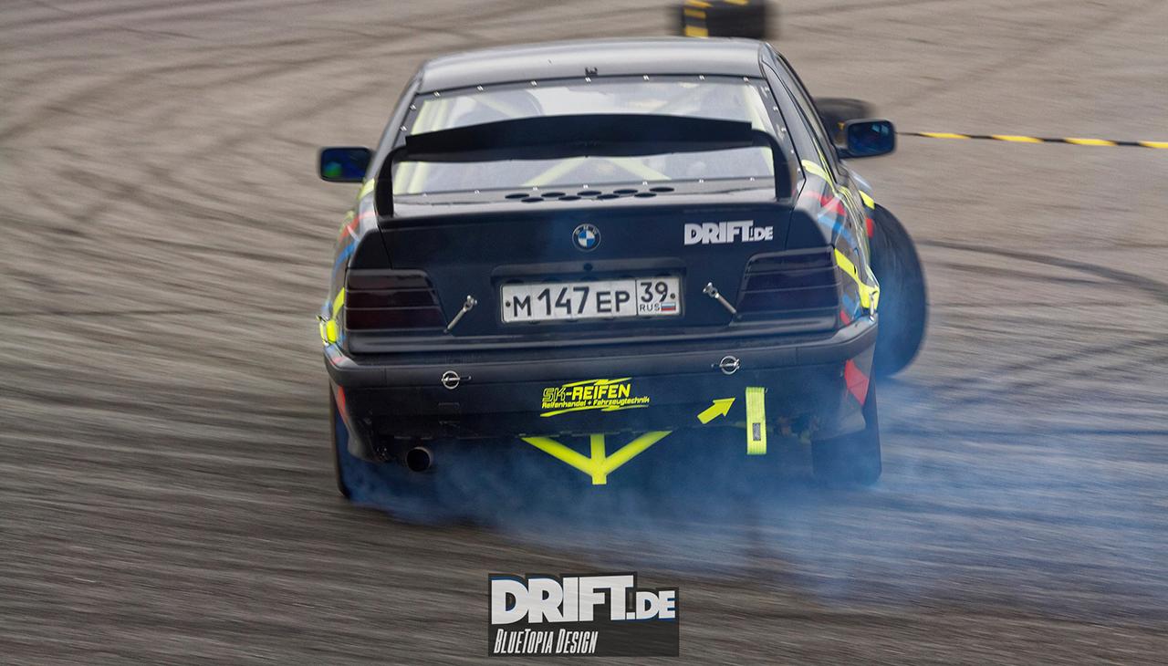 Drift Series   Saison 2019   Fahrer und Teams   BMW E36