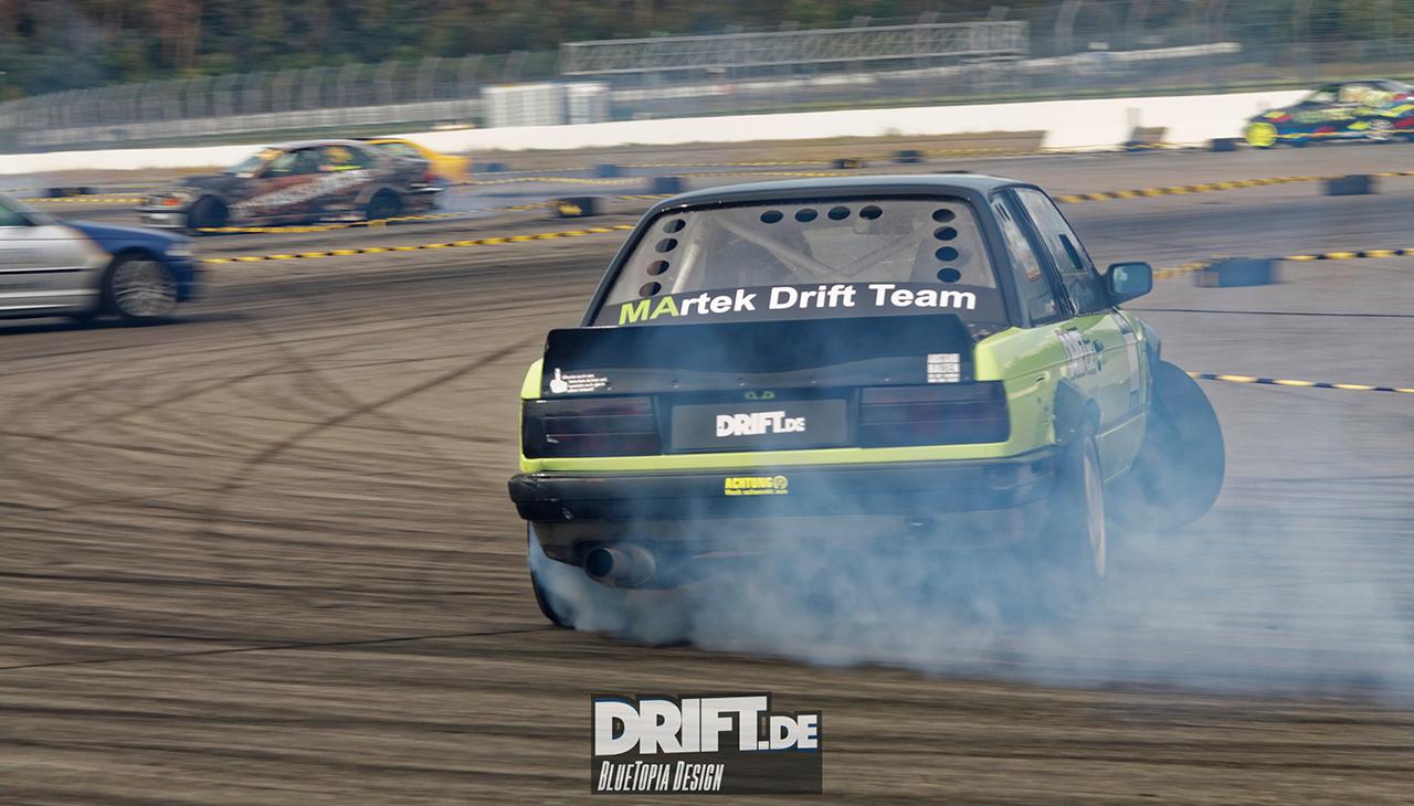 Drift Series   Saison 2019   Fahrer und Teams   BMW E30