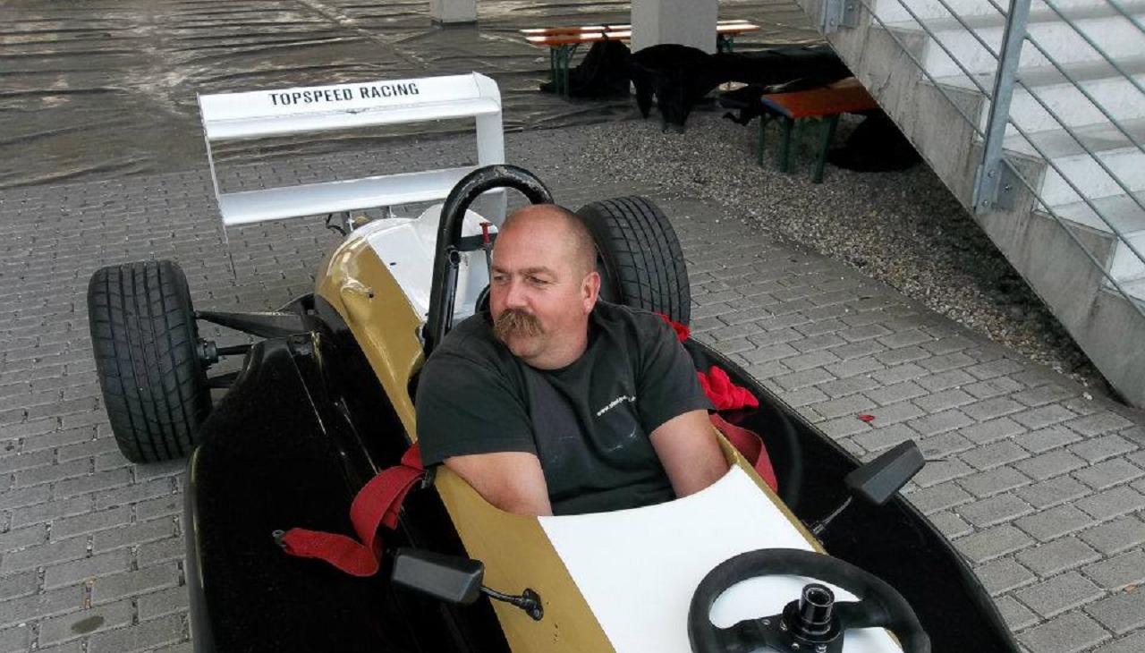 Drift Series   Saison 2019   Fahrer und Teams   Jörg Stoll