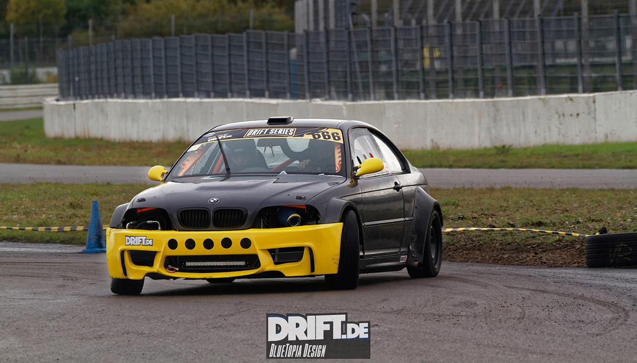 Drift Series   Saison 2019   Fahrer und Teams   BMW E46