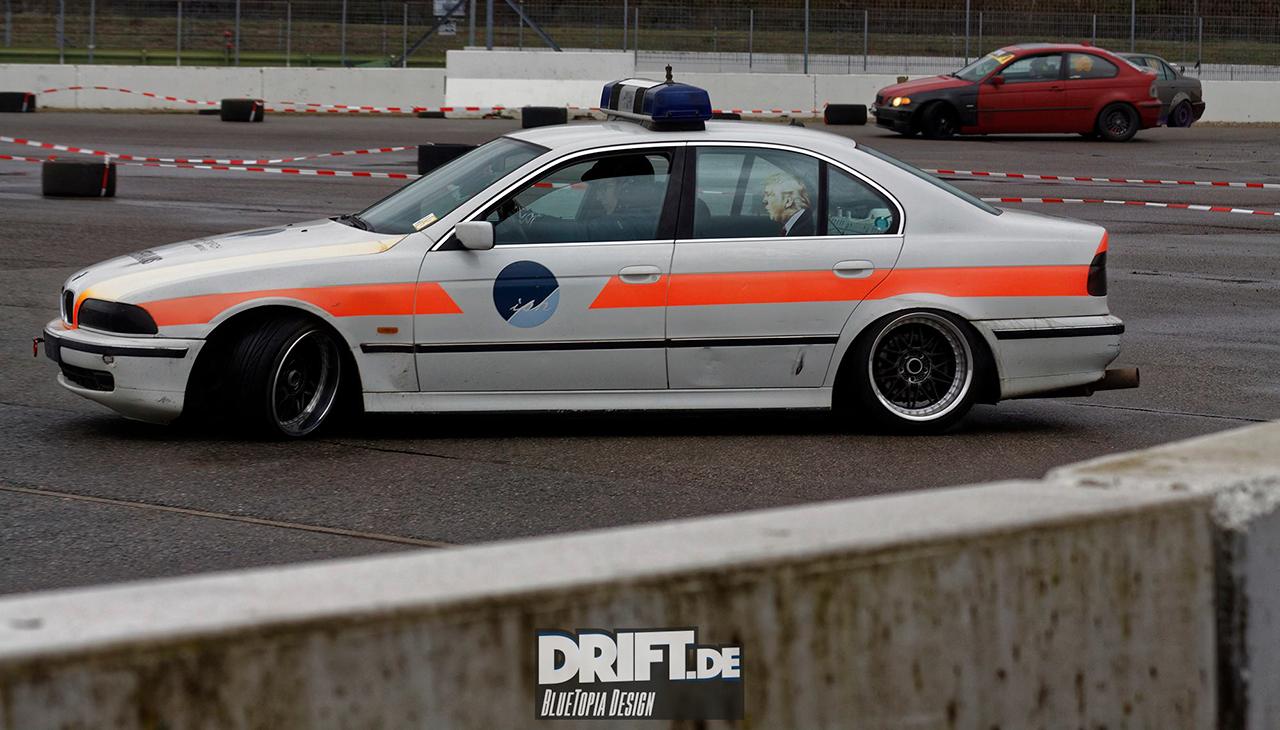 Drift Series   Saison 2019   Fahrer und Teams   BMW E39