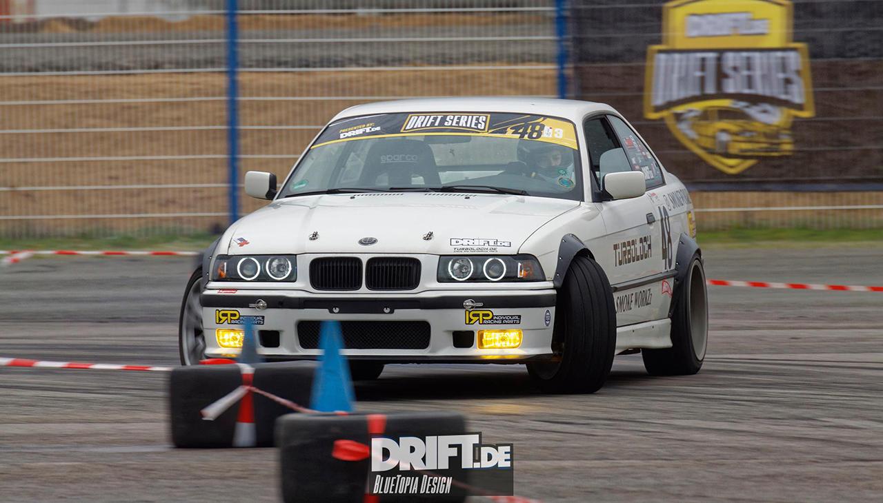 Drift Series   Saison 2019   Fahrer und Teams   BMW E36 325i
