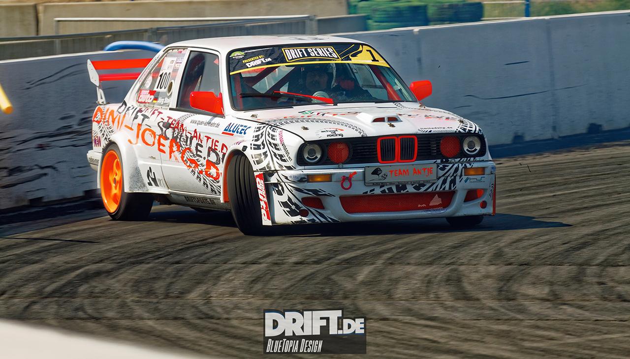 Drift Series   Saison 2019   Fahrer und Teams   BMW E30 350i