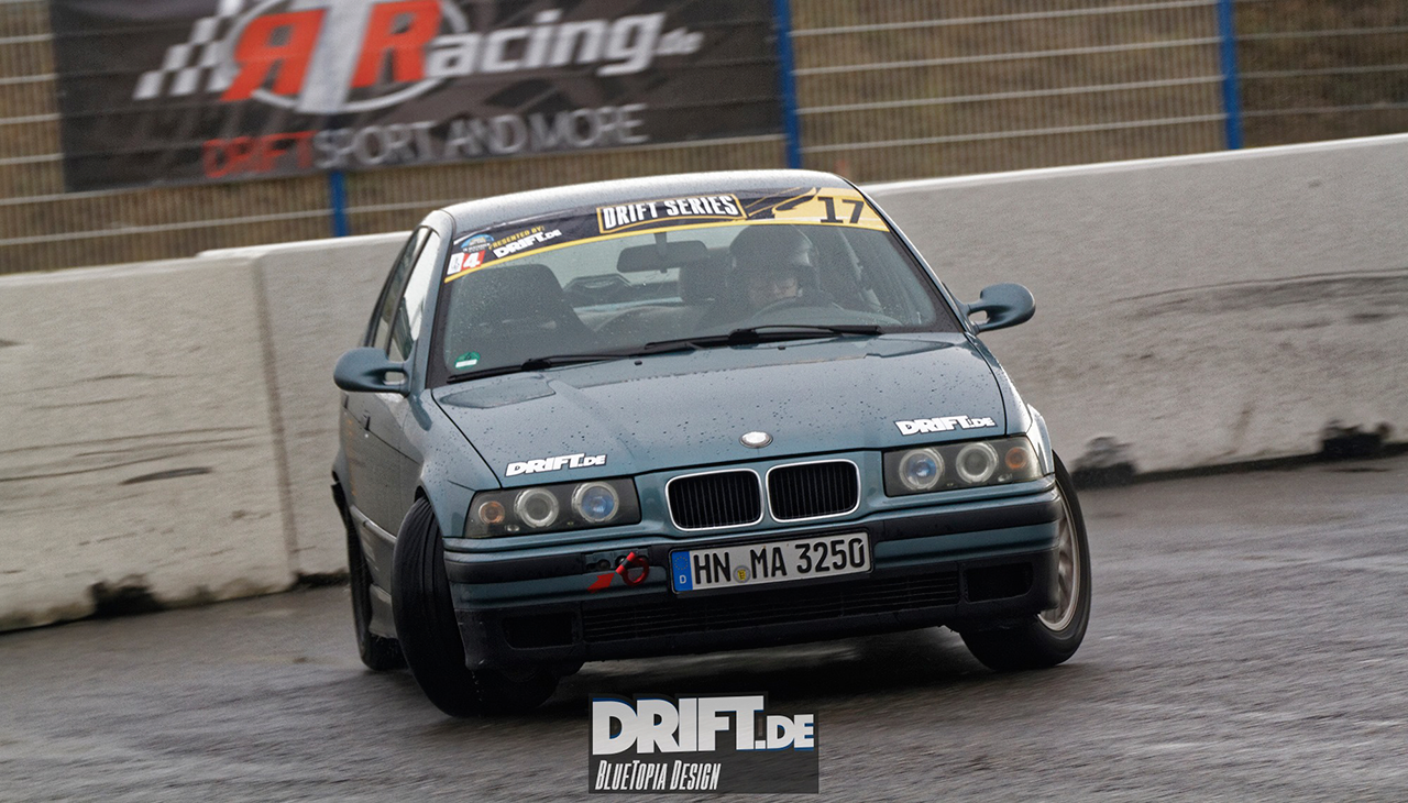 Drift Series | Saison 2019 | Fahrer und Teams | BMW E36 325i