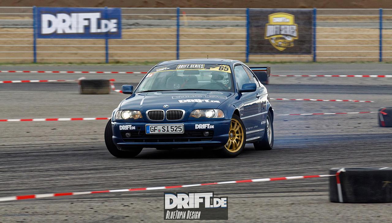 Drift Series | Saison 2019 | Fahrer und Teams | BMW E46 328Ci