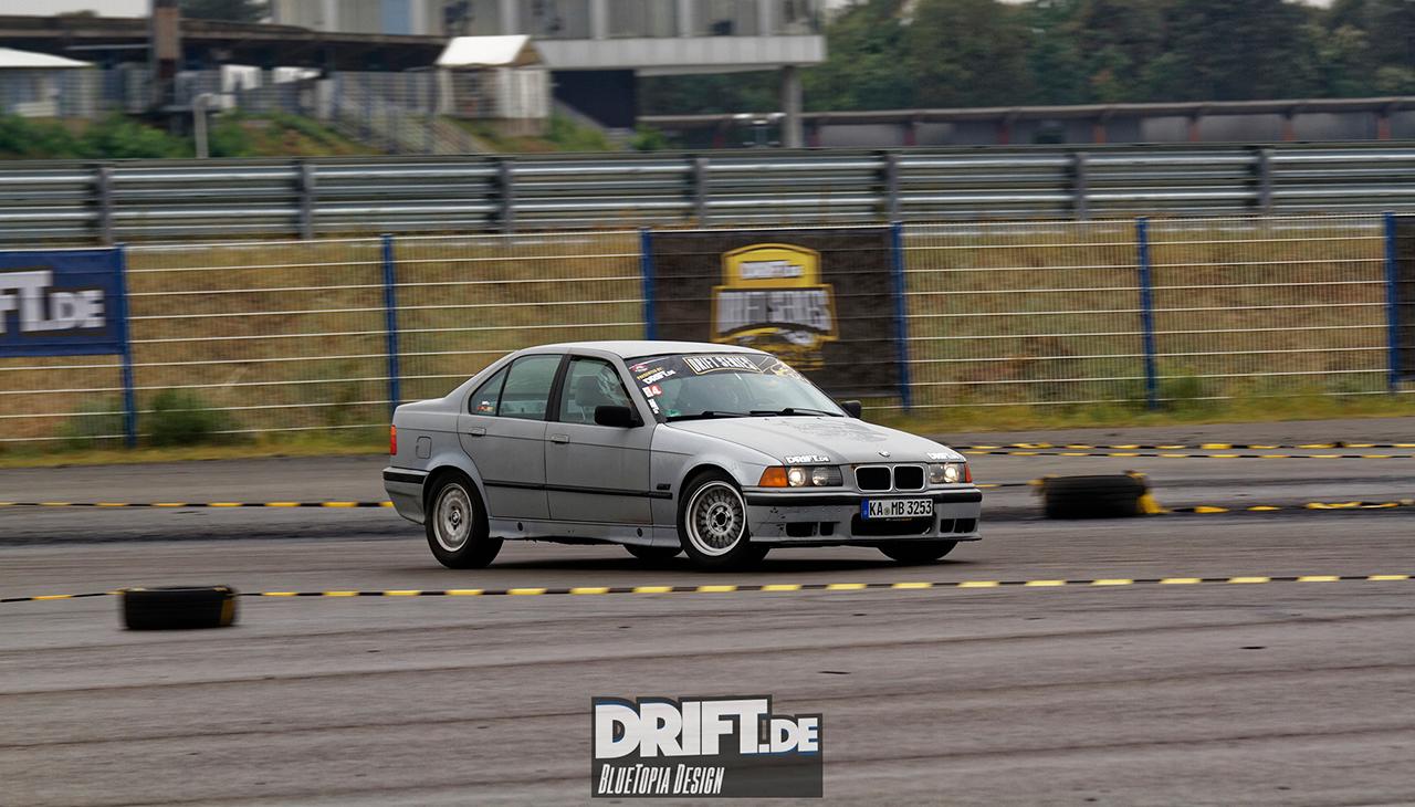 Drift Series | Saison 2019 | Fahrer und Teams | BMW E36