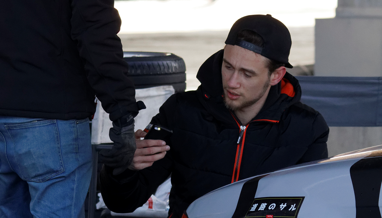 Drift Series | Saison 2019 | Fahrer und Teams | Niklas Röder