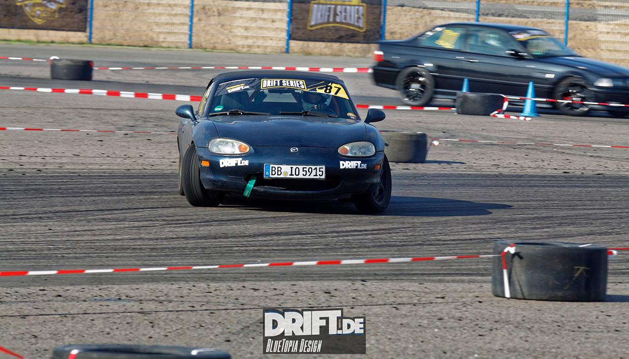 Drift Series | Saison 2019 | Fahrer und Teams | Mazda NB MX-5