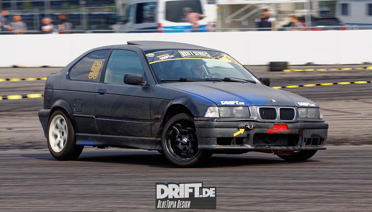 Drift Series | Saison 2019 | Fahrer und Teams | BMW E36 Compact