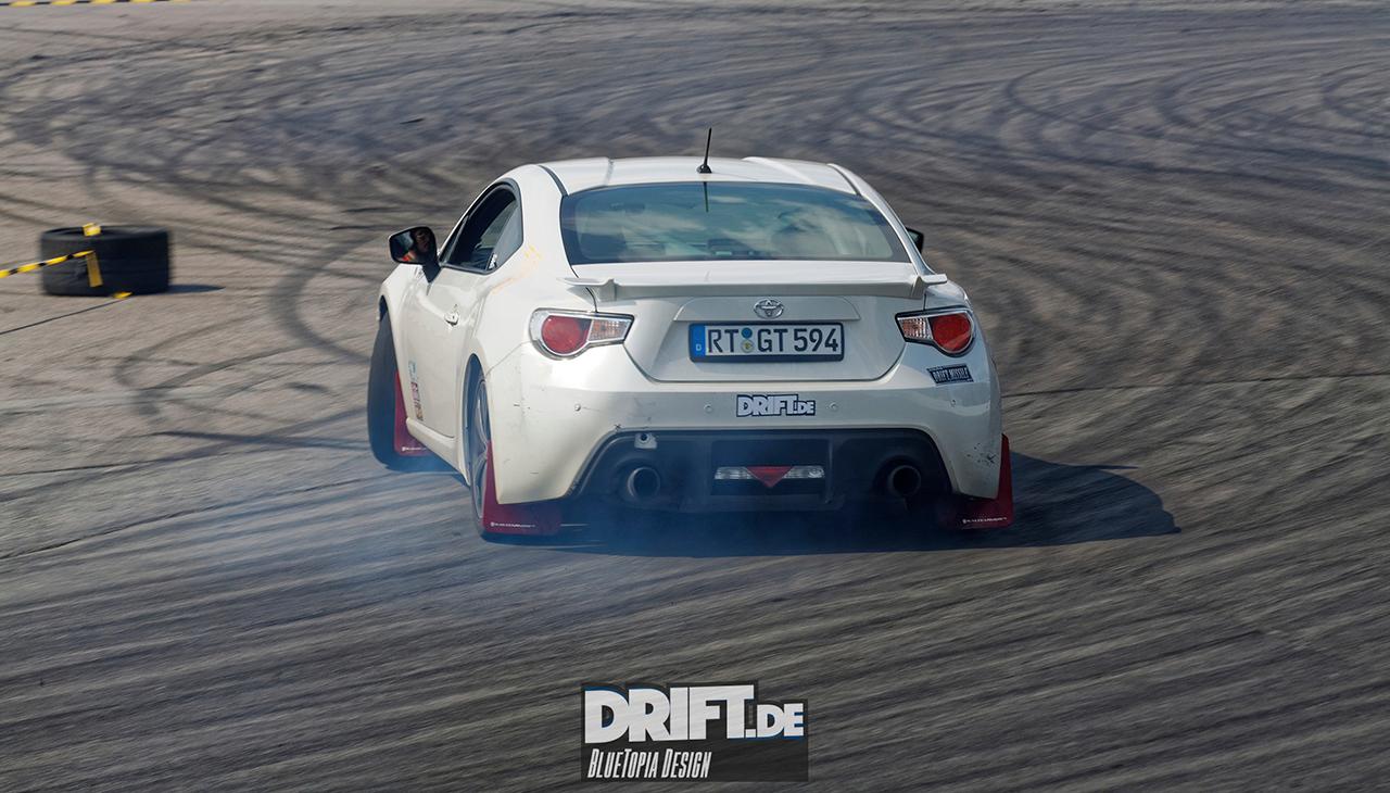 Drift Series | Saison 2019 | Fahrer und Teams | Toyota GT86