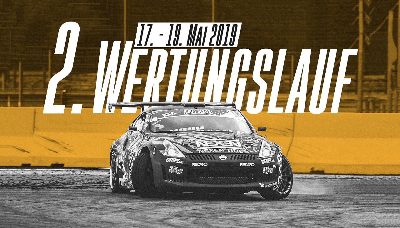 Drift Series | Saison 2019 | Termine und Zeitpläne | 2. Wertungslauf