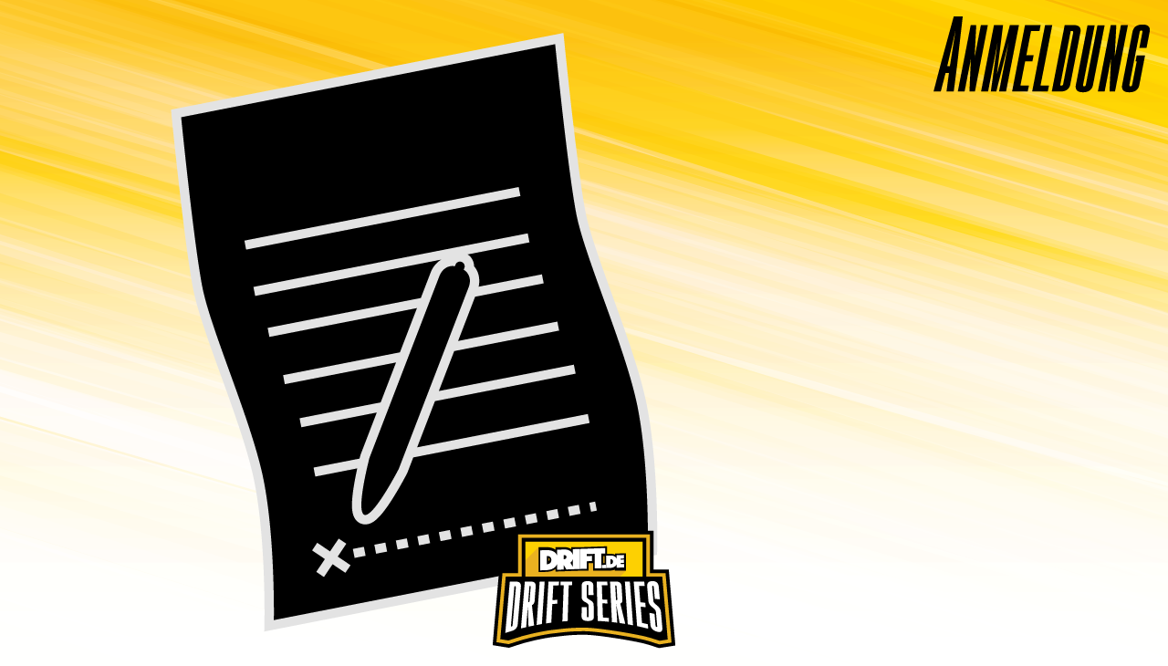 Drift Series | Saison 2020 | Hockenheim | Anmeldung