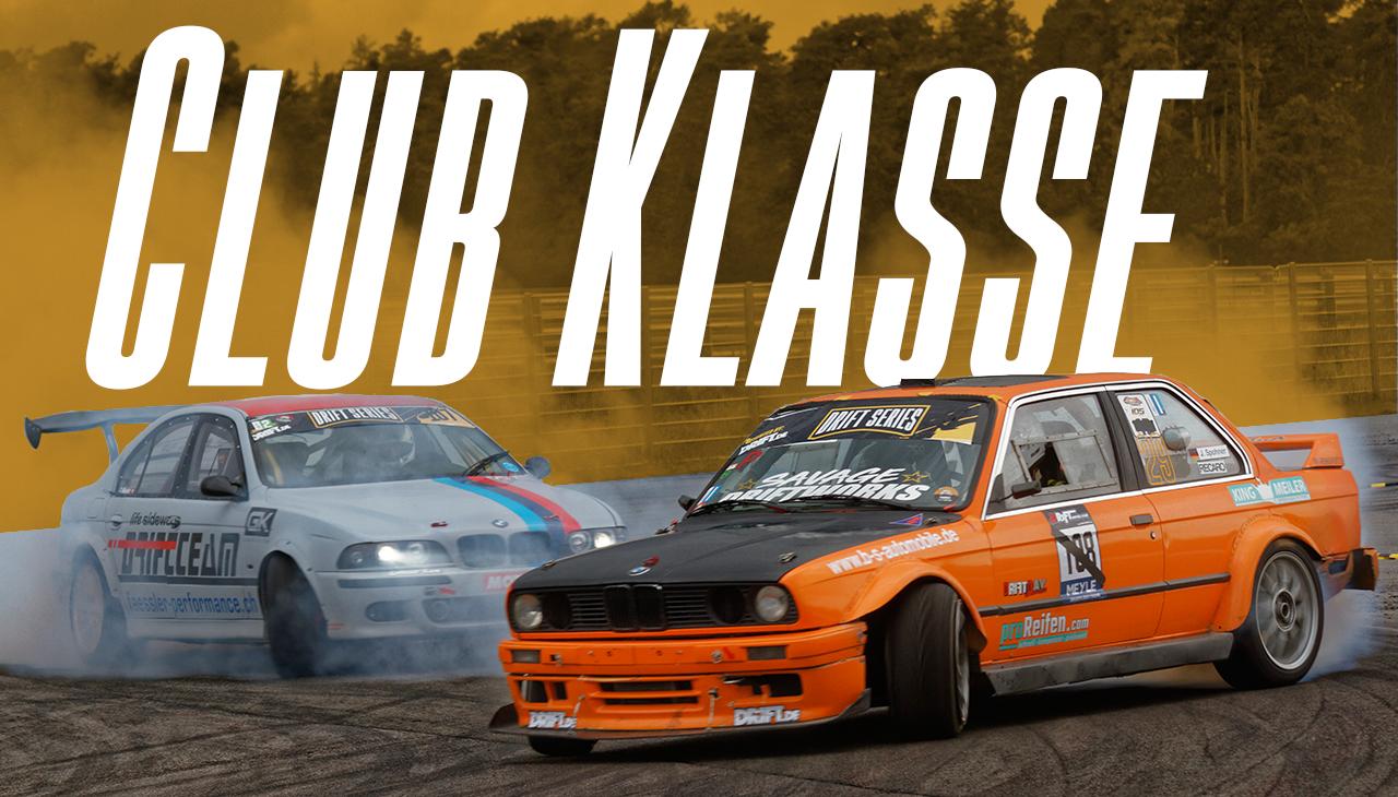 Drift Series | Saison 2020 | Ergebnisse | Club-Klasse