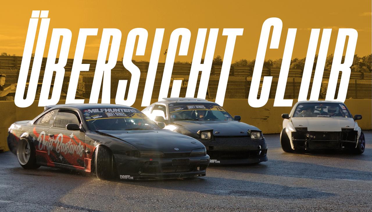 Drift Series | Saison 2020 | Ergebnisse | Club-Klasse | Übersicht