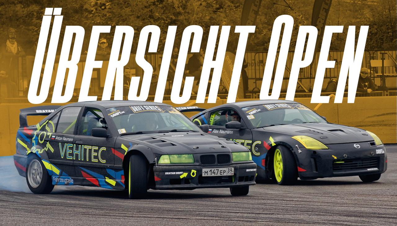 Drift Series | Saison 2020