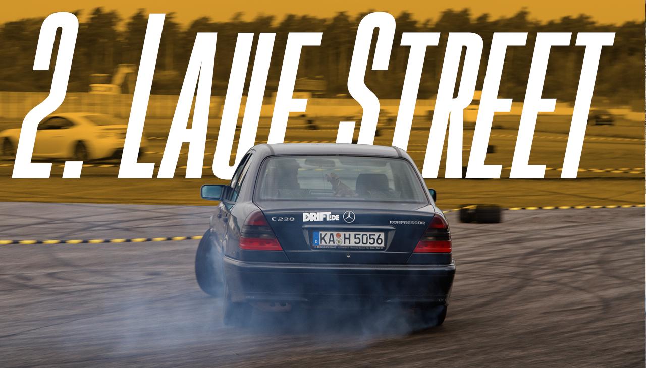 Drift Series | Saison 2020 | Ergebnisse | Street-Klasse | 2. Wertungslauf