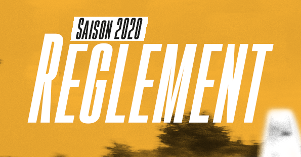Drift Series | Saison 2020 | Reglement