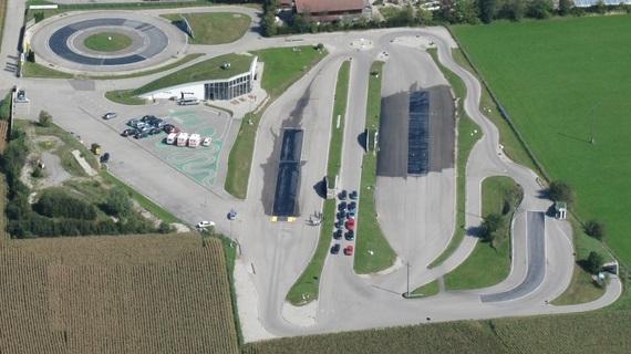 Drift-Trainings | Einsteiger-Training | Burgkirchen - Österreich | Trainingsanlage