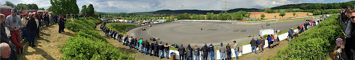 Drift-Trainings | Einsteiger-Training | Gründau - Hessen | Panorama