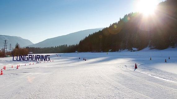 Drift-Trainings | Winter-Training | Sankt Michael im Lungau - Österreich | Trainingsanlage