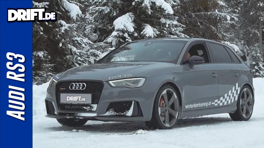 Information | Leihfahrzeuge | Audi 8V RS 3 Sportback