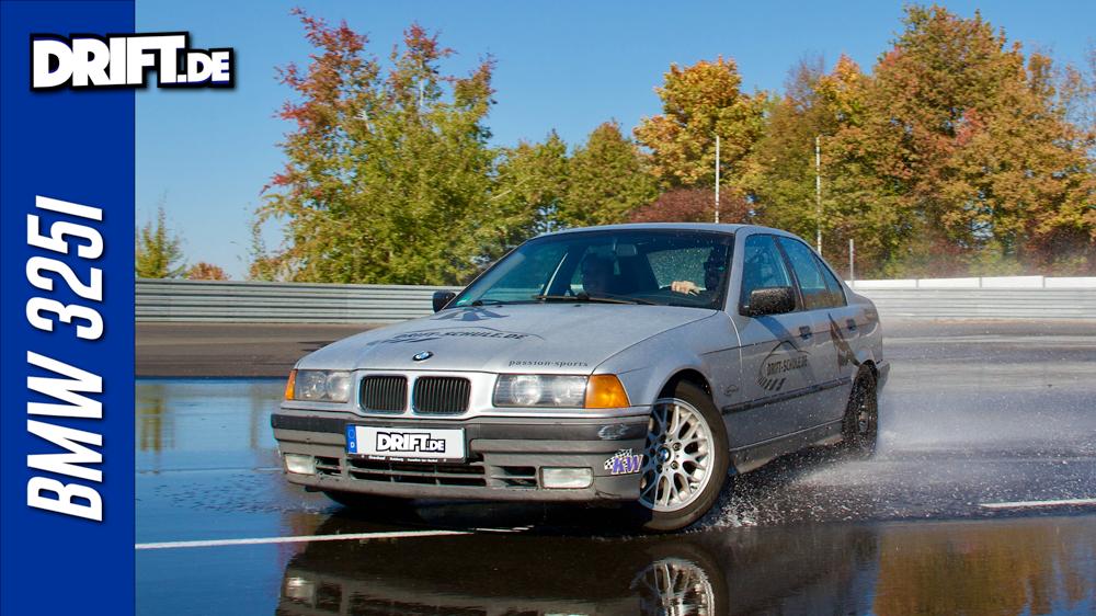 Information | Leihfahrzeuge | BMW E36 325i Limousine