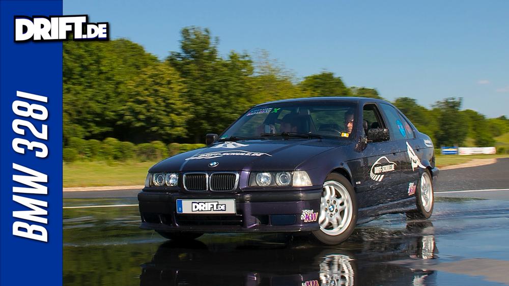 Information | Leihfahrzeuge | BMW E36 328i Limousine