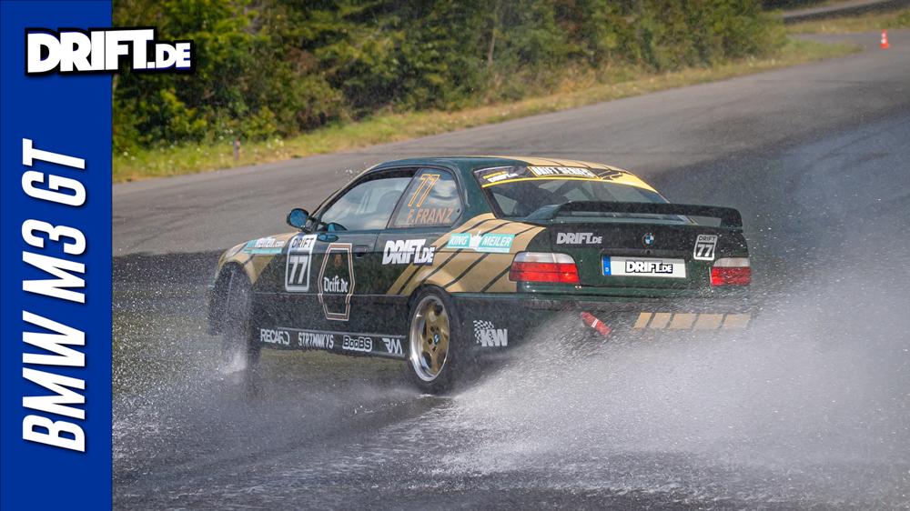 Information | Leihfahrzeuge | BMW E36 M3 GT