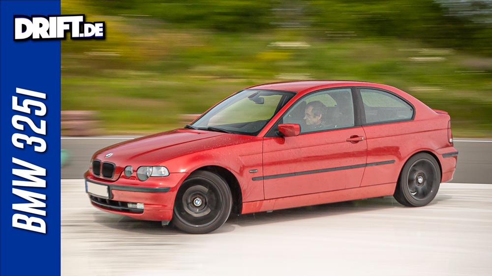 Information | Leihfahrzeuge | BMW E46 Compact