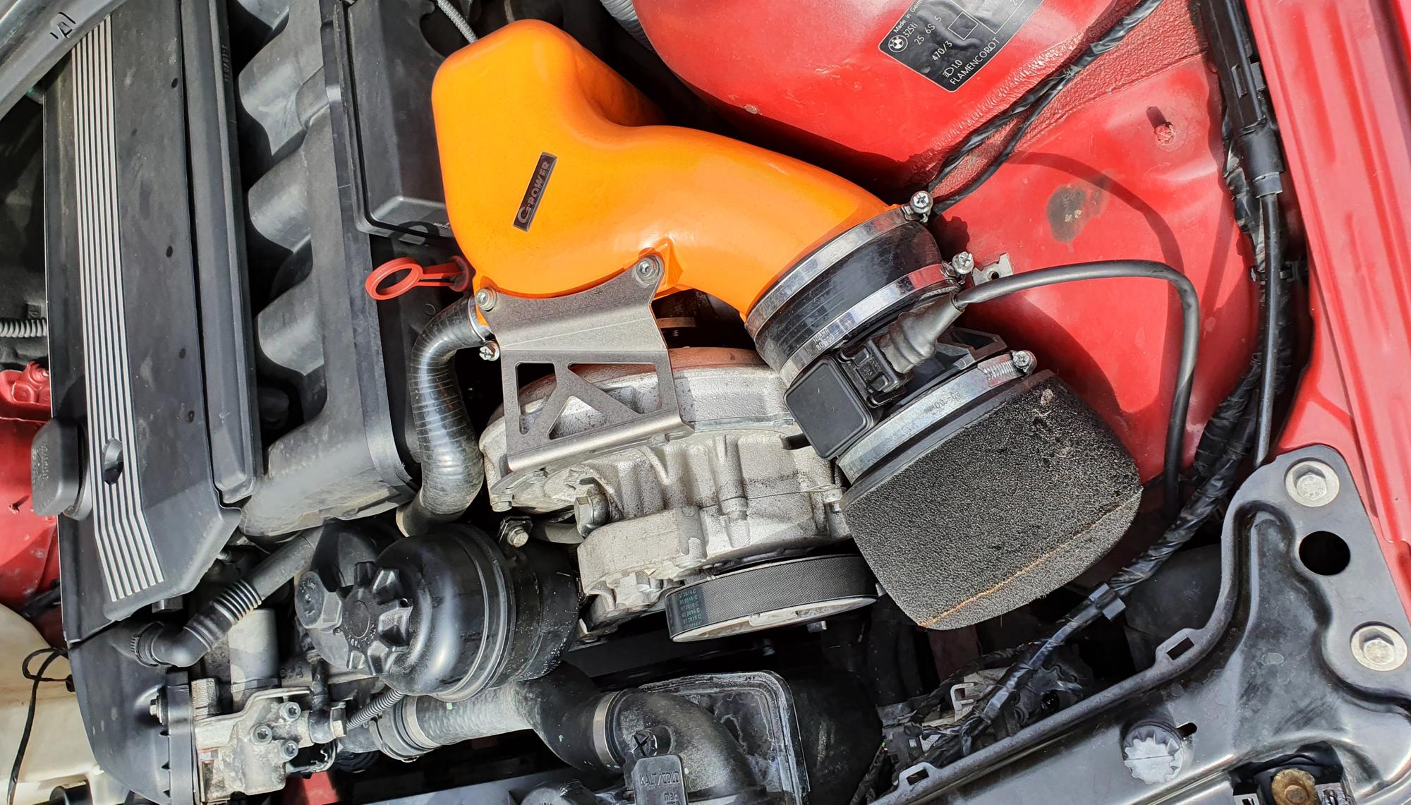 Information | Leihfahrzeuge | BMW E46 Compact | Motor